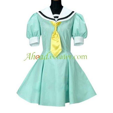 Higurashi no Naku Koro ni Satoko Hojo Cosplay Costume