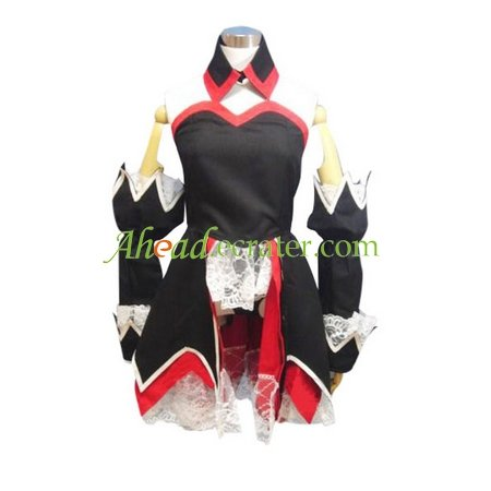 Higurashi no Naku Koro ni Shion Cosplay Costume