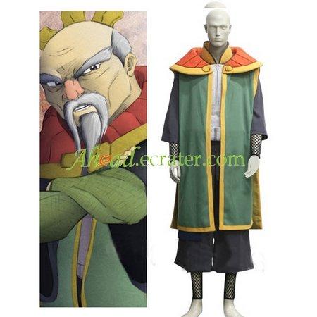 Naruto Halloween Cosplay Costume