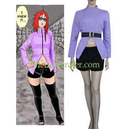 Naruto Karin Halloween Cosplay Costume