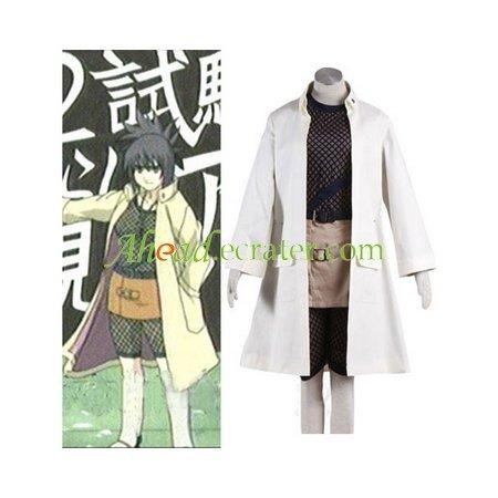 Naruto Mitarashi Anko Cosplay Costume(woman)