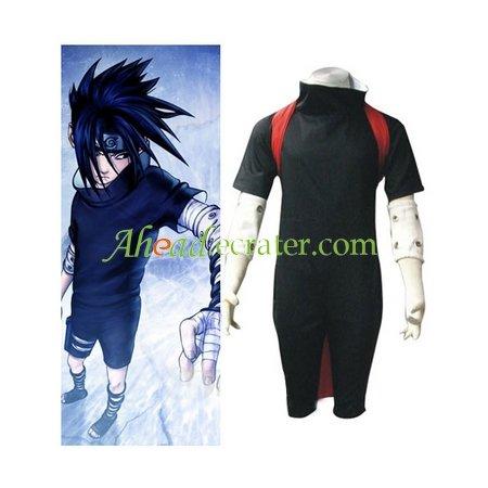 Naruto Uchiha Sasuke Halloween Cosplay Costume 2