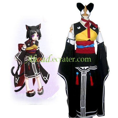 Hiiro No Kakera  Anime Cosplay Costume