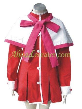 Kanon Pink Cosplay Costume