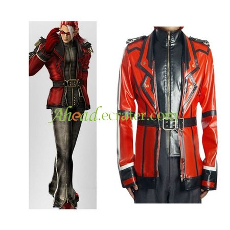The King of Fighters Alba Meira Halloween Cosplay Costume