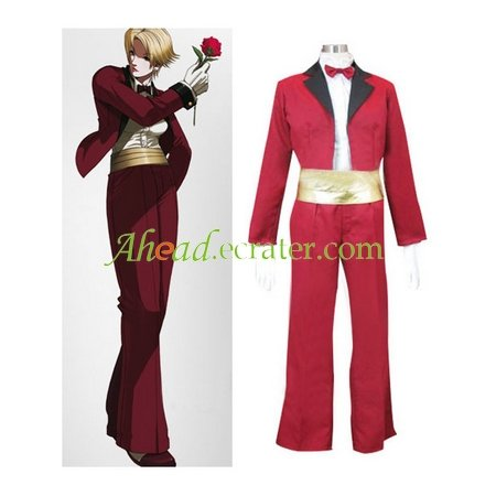 The King of Fighters Cosplay Costume