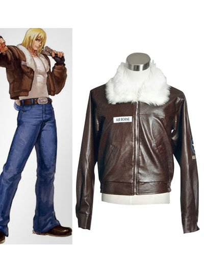 The King Of Fighters Terry Bogard Halloween Cosplay Costume