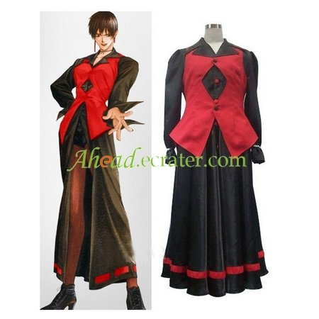 The King of Fighters Vice Cosplay Costume