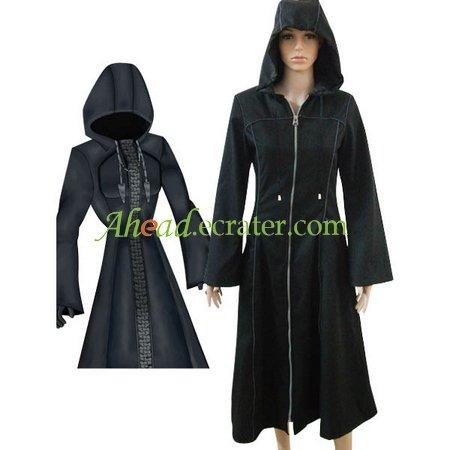 Kingdom Hearts Organization XIII Halloween Cosplay Costume