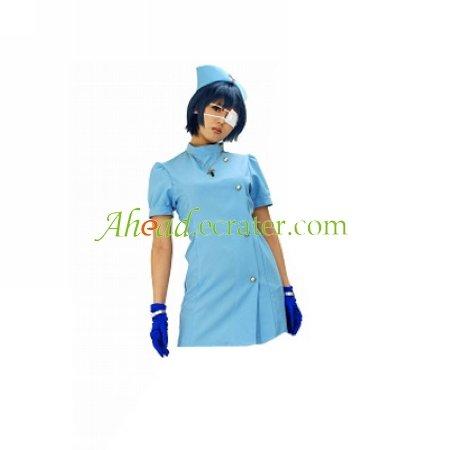 Battle Vixens Ikkit�sen Shimei Ryomou Cosplay Costume
