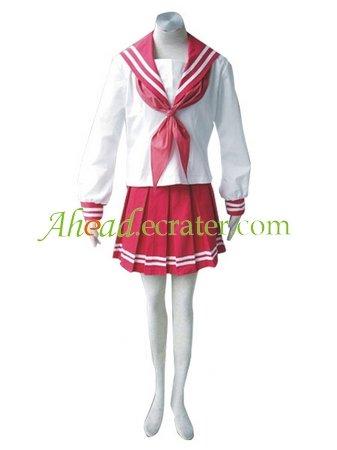 Luck Star Cosplay Costume
