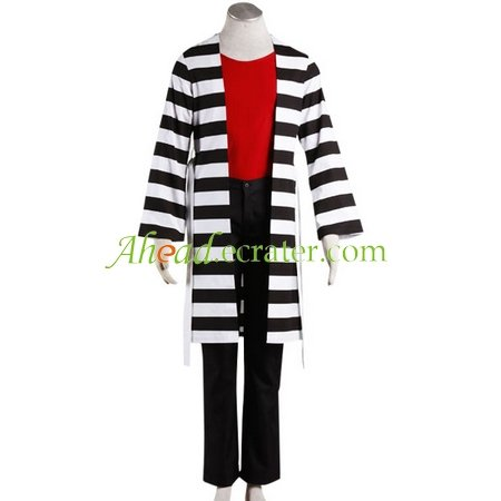 Lucky Dog Cosplay Costume 7