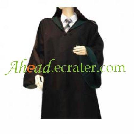 Harry Potter Harry's Slytherin Uniform Cosplay Costume