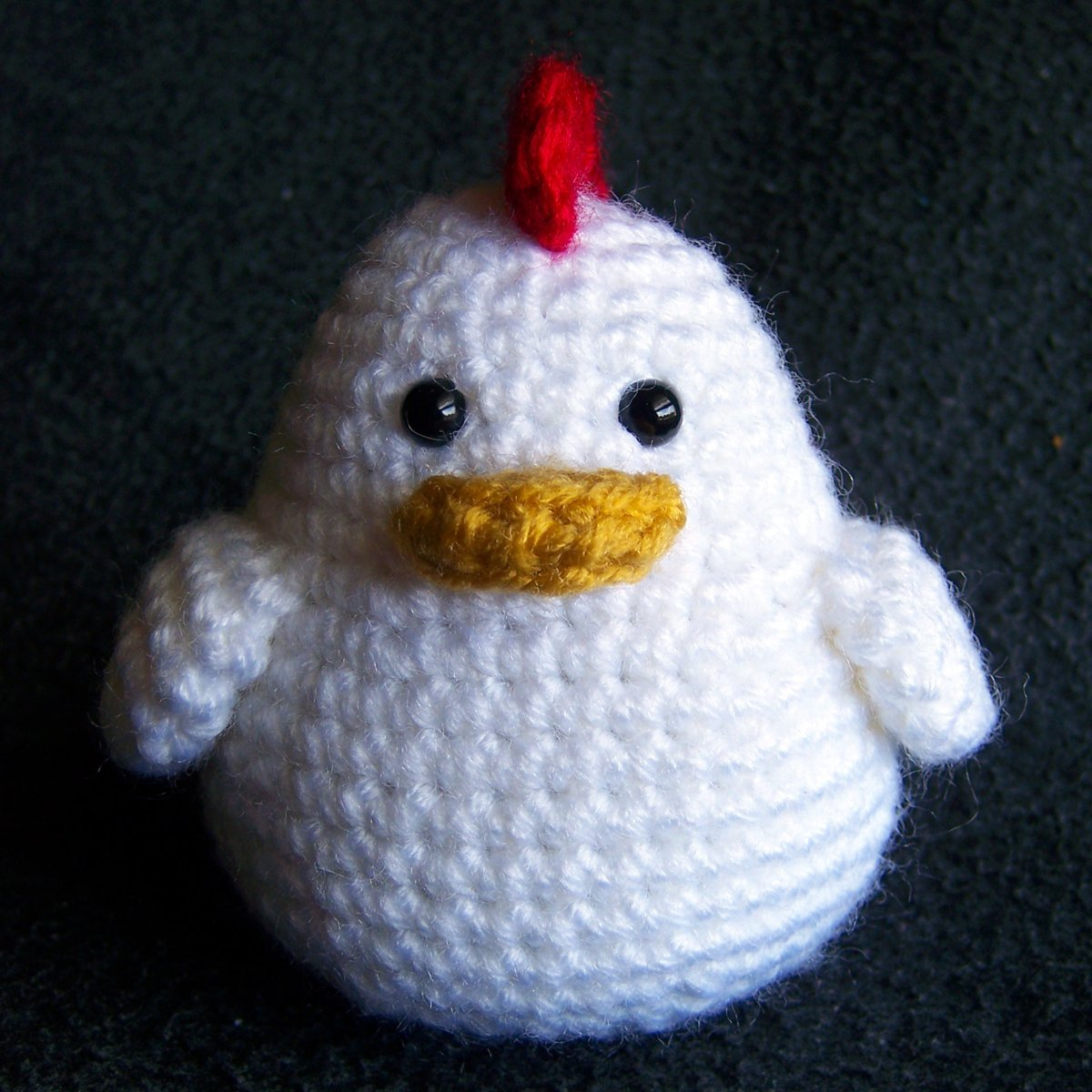 Amigurumi Chicken Pattern Free
