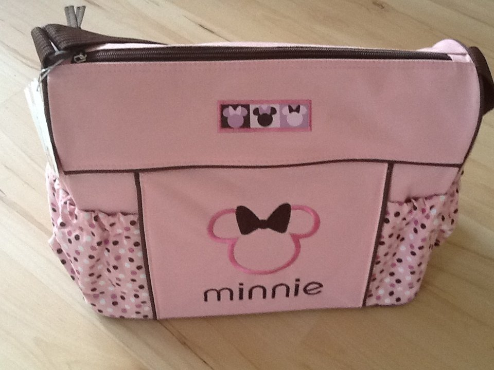 Minnie Mouse Diaper Bag Disney Minnie Mouse Large