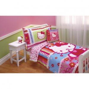 Sweet Hello Kitty 4 Piece Toddler Set