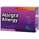 Allegra 180mg Adult 24-Hour Allergy Tablets, 90 Count