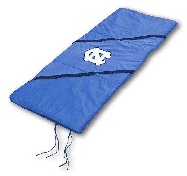 """North Carolina Tar Heels NCAA Licensed 29"""" x 66"""" Sleeping Bag"""