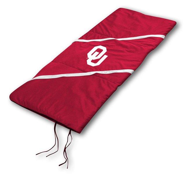 """Oklahoma Sooners NCAA Licensed 29"""" x 66"""" Sleeping Bag"""