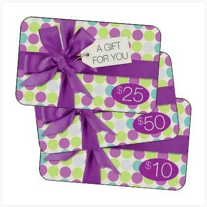 $25 Gift Card to TJSDeals.com