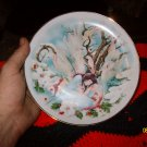 Bone China Decorative Fairy Plate