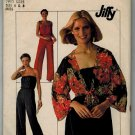 "Simplicity 7748 ""Jiffy"" JUMPSUIT & JACKET Vintage 70s sewing pattern"