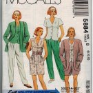 McCall&#39;s 5584 90s *Uncut SEPARATES Not Yet Vintage Sewing Pattern