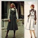 Vogue 2535 70s Couturier Design Belinda Bellville of London Vintage Sewing Pattern
