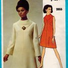 "Vogue 2055 Vintage UNCUT 60s ""Vogue Americana"" Bill Blass DRESS Sewing Pattern"