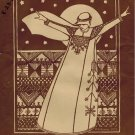 Folkwear 105 70s Vintage Ethnic Caftan SYRIAN DRESS *UNCUT/FF/ Original sewing pattern