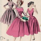 Butterick 8041 50s Whirlaway JUMPER, Flared SKIRT & BLOUSE Vintage Sewing Pattern