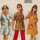 McCall's 2149 60s Vintage ROBE & PANTS Vintage Sewing Pattern