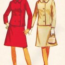 Simplicity 7321 60s Half Size Ladies SUIT Vintage Sewing Pattern * UNCUT & FF