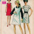 "Simplicity 8036 60s ""Little Innocent Girl"" DRESS Vintage Sewing Pattern"