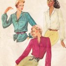 McCall's 6727 1970s BLOUSE(S) Vintage Sewing Pattern