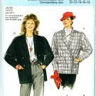 Burda 7117 Vintage 80s Fabulous Set of JACKETS Sewing Pattern