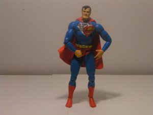 DC Direct Silver Age Superman Robot
