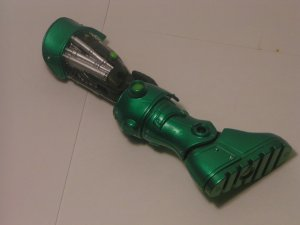 Green Lantern Classics Series 2 Stel CnC Right Leg