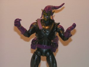 Marvel Legends Unleashed 360 Green Goblin