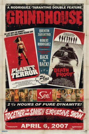 Grindhouse Double Feature Poster