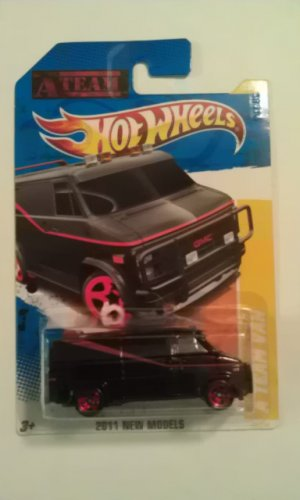 Hot Wheels A-Team Van