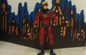 Marvel Legends Series 15 Captain Marvel