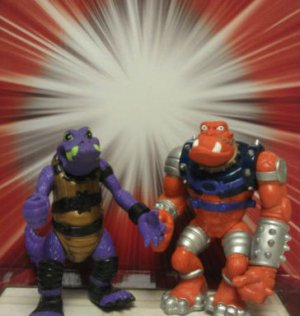 Bucky O'Hare Figure Set