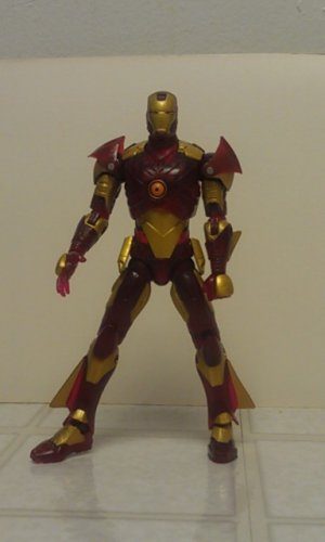 Iron Man Concept Series 6&quot; Iron Man Inferno Armor