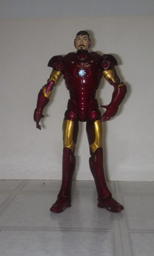Iron Man Movie Series 6&quot; Iron Man/ Tony Stark