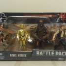 Star Wars Rebel Heroes Battle Packs