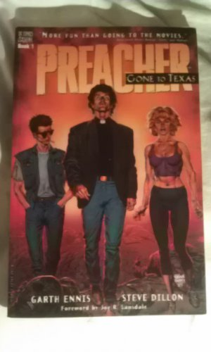 Preacher Vol 1 Gone To Texas TPB