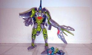 Transformers Beast Wars Transmetals Cybershark