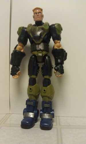 G.I. Joe Sigma 6 Sigma Strike Duke