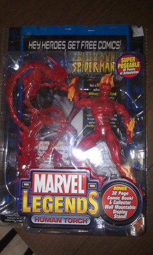 Marvel Legends Series 2 Human Torch